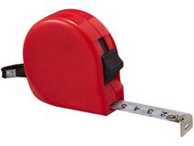 Рулетка Liam, 5м, красный фото