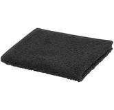 Салфетка для рук For Rooms, черная фото
