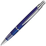 Ручка шариковая SELECT, синий/хром фото