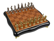 Шахматы Карл IV фото