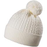Шапка Comfort Up, молочно-белая фото