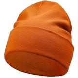 Шапка Real Talk, оранжевая фото