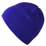 Шапка Siver, ярко-синяя фото