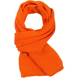 Шарф Amuse, оранжевый фото