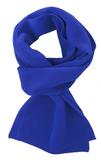 Шарф Easy, ярко-синий фото
