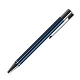 Шариковая ручка Regatta, алюминий, синий матовый фото