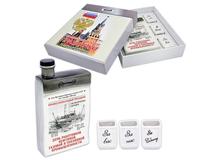 Набор Календарь нефтяника, белый фото