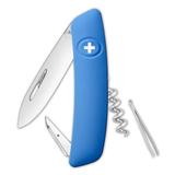 Швейцарский нож Swiza D01, синий фото