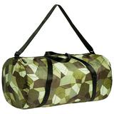 Складная спортивная сумка Gekko, хаки фото