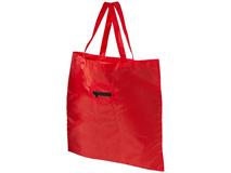 Складная сумка для покупок, 210D, красный фото