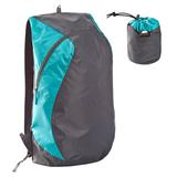 Складной рюкзак Wick, бирюзовый фото