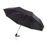 """Складной зонт-автомат Deluxe 21,5"""", черный фото"""