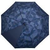 Складной зонт Gems, синий фото