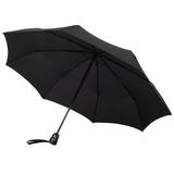 Складной зонт Gran Turismo Carbon, черный фото