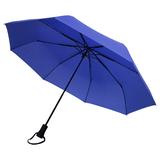 Складной зонт Hogg Trek, синий фото