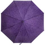 Складной зонт Magic с проявляющимся рисунком, фиолетовый фото