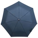 Зонт складной автоматический Bugatti Take It Duo, синий фото