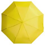 Складной зонт Unit Basic, желтый фото