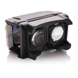 Складные очки Virtual reality, черный фото