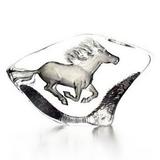 Скульптурная композиция «Конь» фото