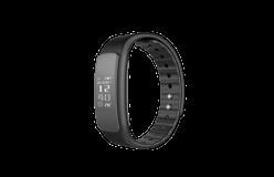 Смарт браслет iWOWN i6HR, черный фото