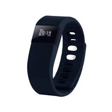 Смарт браслет (умный браслет) Portobello Trend, The One, электронный дисплей, браслет-силикон, 240x20x10 мм, синий фото