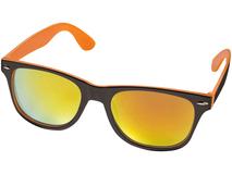 Солнцезащитные очки Baja, черный/оранжевый фото