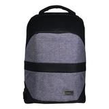 Спорт рюкзак Portobello с USB разъемом, Leardo, 445х330х180 мм, серый/серый фото