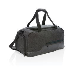 Спортивная сумка XD Collection, полиэстер 900D, черный фото