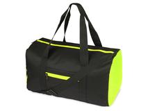Спортивная сумка Master, чёрно-жёлтая фото
