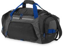 Спортивная сумка Milton, черный, серый, синий фото