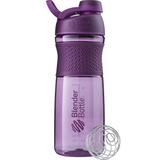 Спортивный шейкер SportMixer Twist Cap, 828 мл, фиолетовый фото