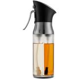 Спрей-дозатор для масла и уксуса Splash, чёрный фото