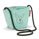 Сумка детская minibag cats and dogs mint, зеленый фото
