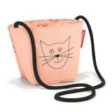 Сумка детская minibag cats and dogs rose, розовый фото