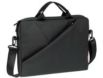 Сумка для ноутбука 13.3'' с утолщенными стенками для защиты, черная фото