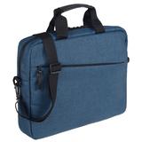 Сумка для ноутбука Burst, синяя фото