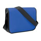 Сумка для ноутбука, нетканый материал, королевский синий/черный фото