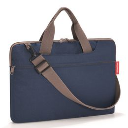 Сумка для ноутбука netbookbag dark blue, синий фото