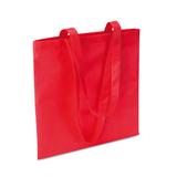 Сумка для покупок, 80 гр/м2, красный фото