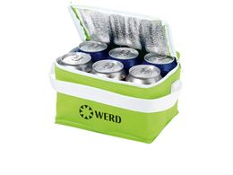 Сумка-холодильник Spectrum, зеленый фото