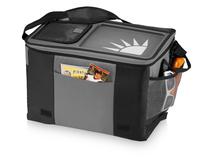 Сумка-холодильник California Innovations, водонепроницаемая подкладка Ultra Safe, черный/серый фото