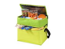 Сумка-холодильник Trias, зеленый, желтый фото