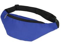 Сумка на пояс Sling, синяя фото