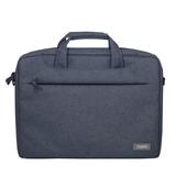 Сумка Portobello для ноутбука, Migliores, 355х425х60 мм, серый/бирюза фото