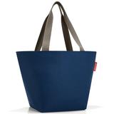 Сумка shopper m, темно-синяя фото