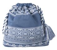 Сумка «Скандик», синяя (индиго) фото