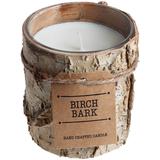 Свеча Birch Bark, средняя фото