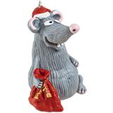Свеча Santa Mouse фото