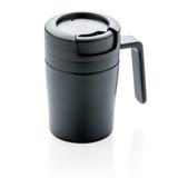 Термокружка с ручкой Coffee-to-go, черный фото